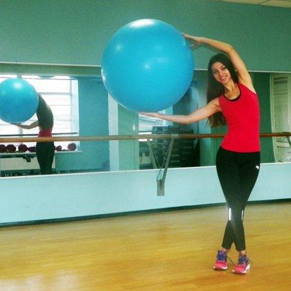 тренер по фитнесу Екатерина